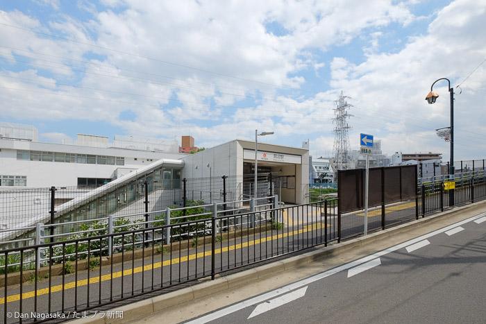 鷺沼駅 北口