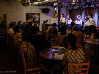 高校生による音楽ライブ