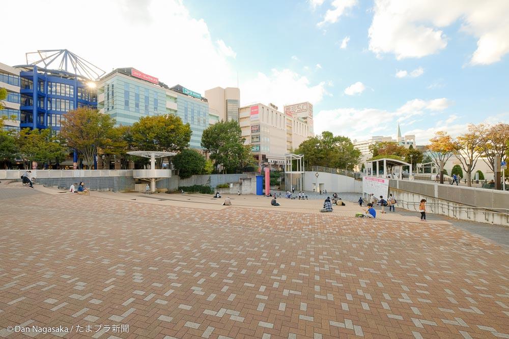 センター南駅前すきっぷ広場