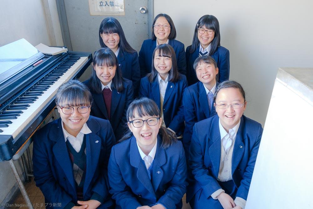 女子ソプラノチーム