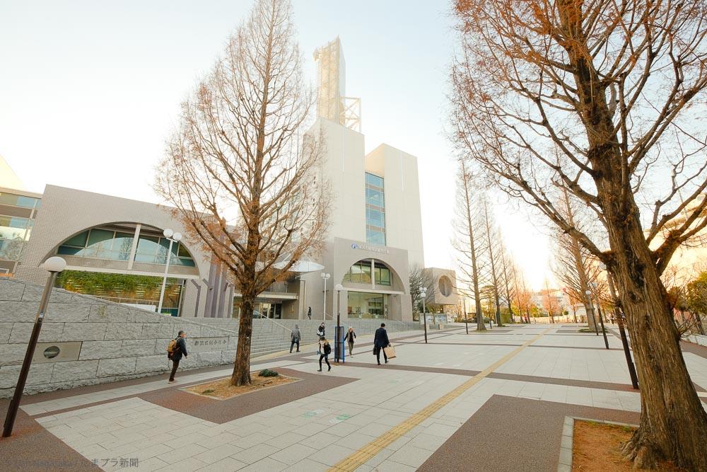 都筑公会堂の外観