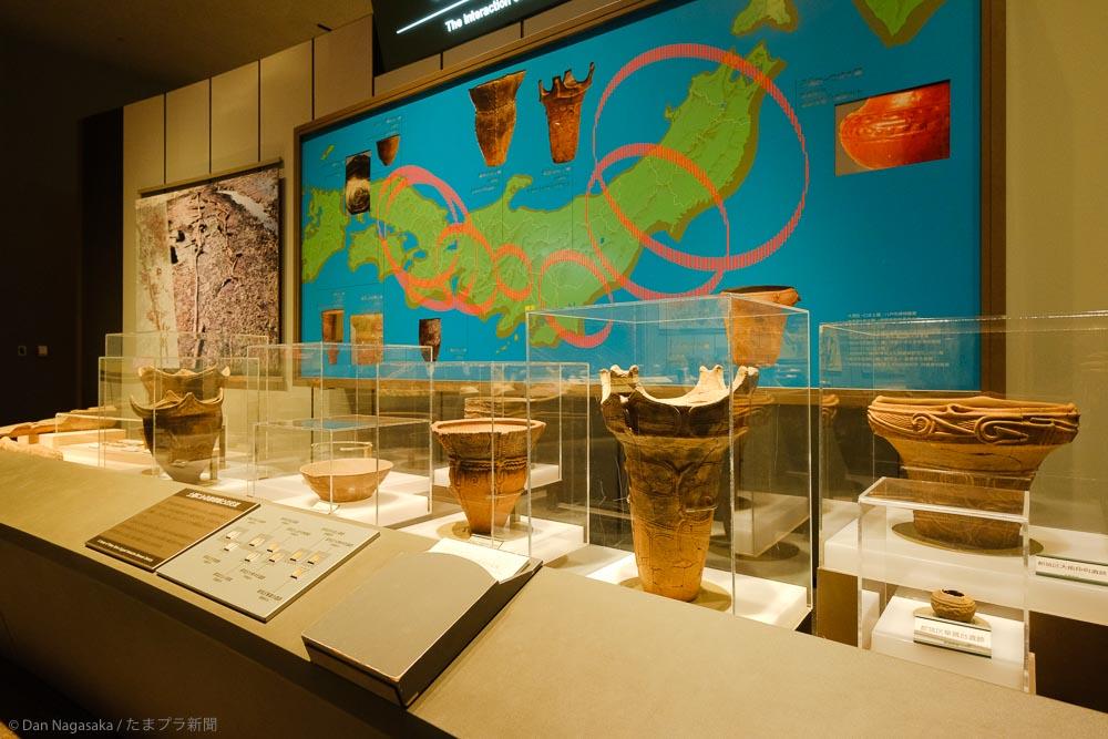 都筑区の古墳から出土した土器