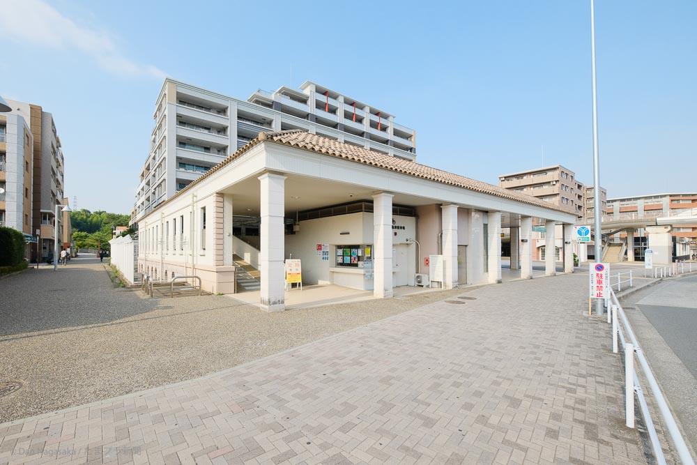 北山田駅の構内図と写真(横浜市営地下鉄グリーンライン) – たまプラ新聞