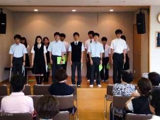 桐蔭学園 演劇部の朗読劇 at いきいき会館ホール