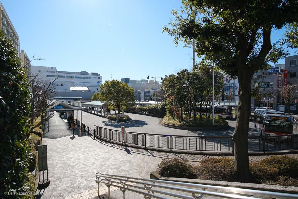 青葉台駅バスターミナル