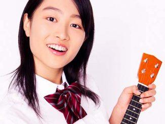 ギタリスト女子高生