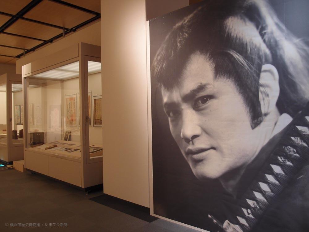 横浜市歴史博物館 企画展 俳優 緒形拳とその時代