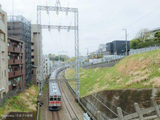 東急8500系の鉄道写真