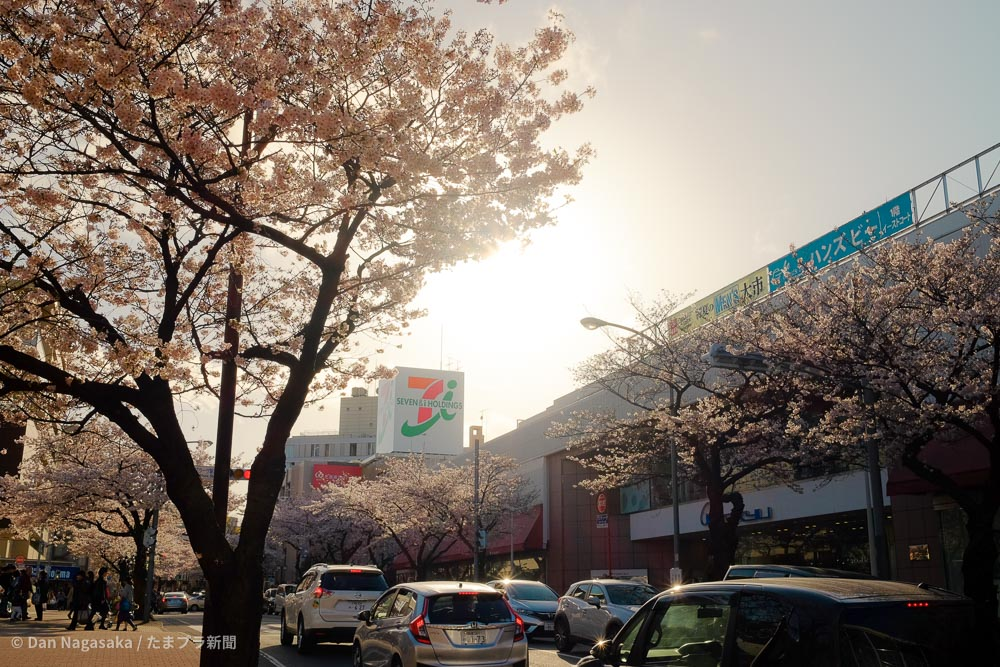 東急百貨店とイトーヨーカドー
