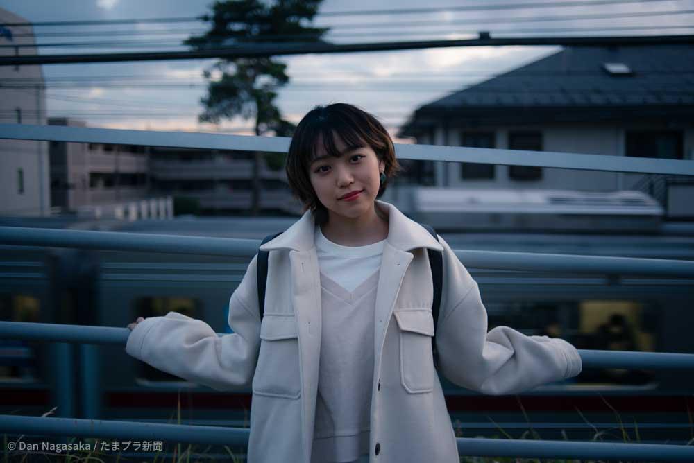 女子学生モデル at 横浜市青葉区