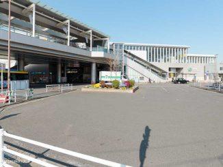 登戸駅 生田緑地口ロータリー