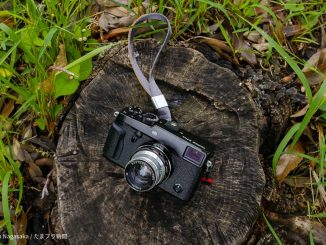 Fujifilm X-Pro2とオールドレンズJUPITER-8 5cm/f2 Π silver