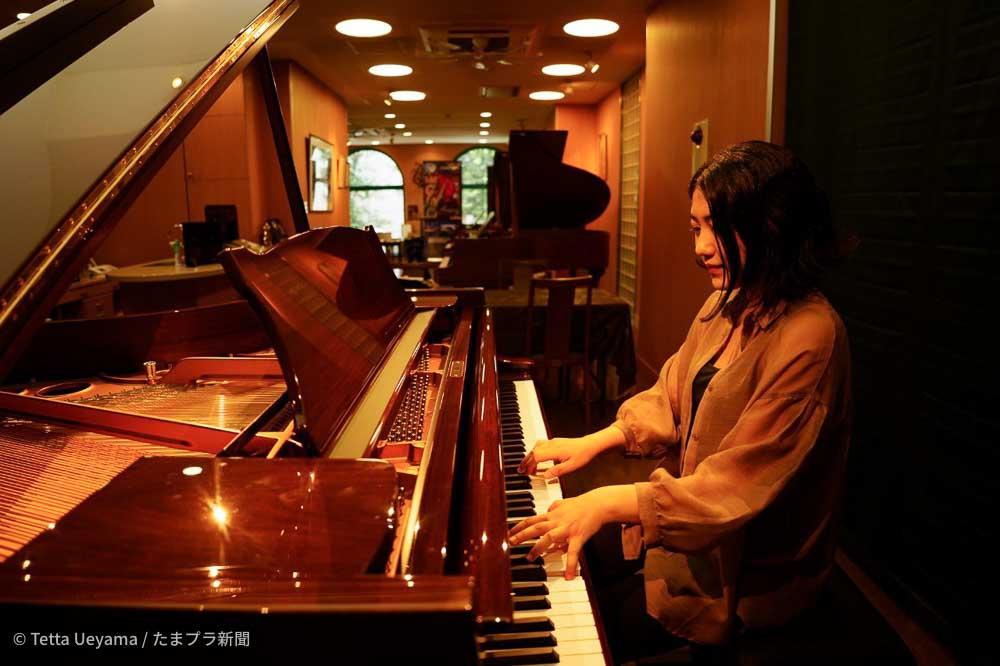 Piano and Luana