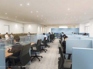AOKI WORK SPACEたまプラーザ店オフィス